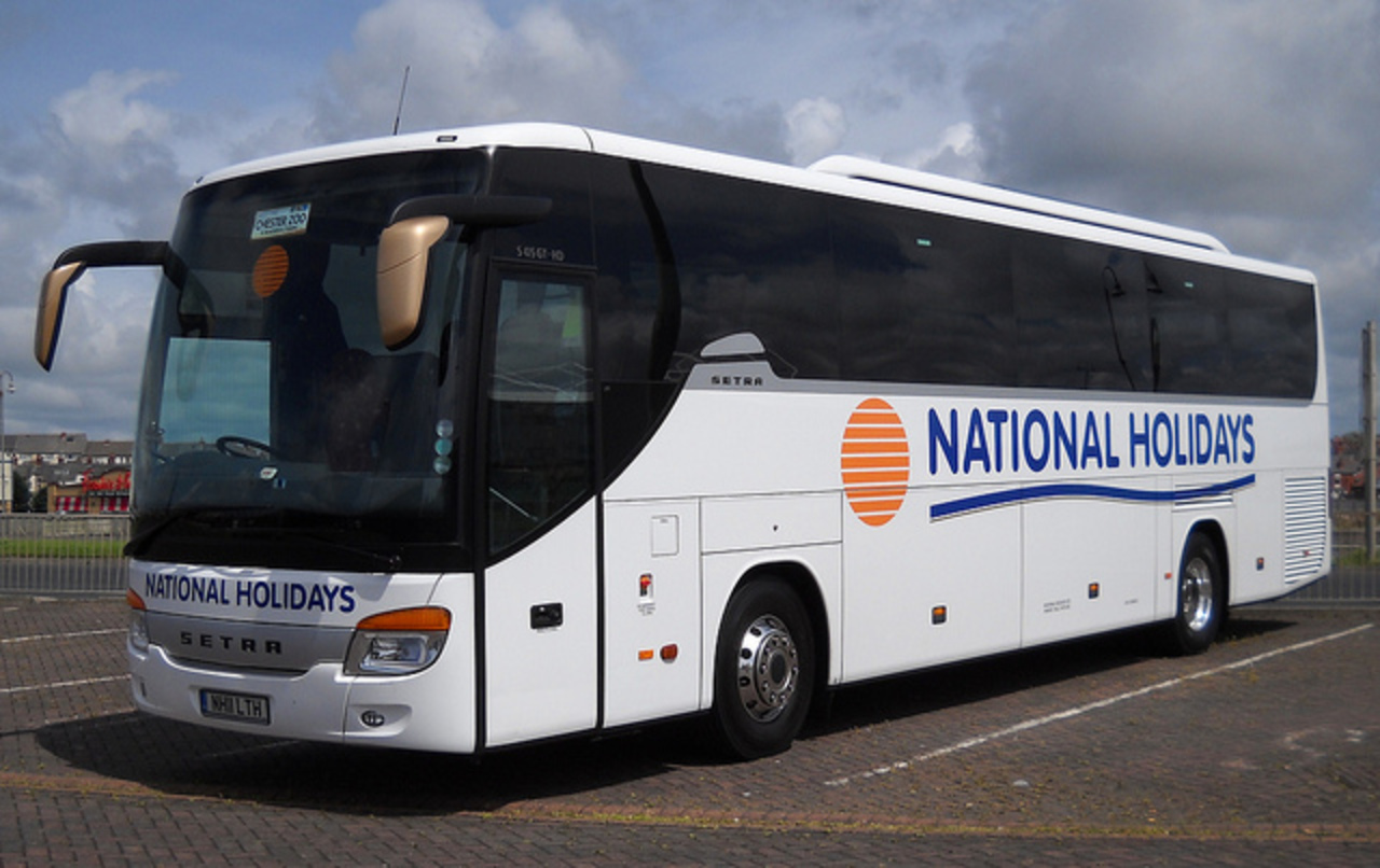 Flickr: The Setra S315 GT-HD / S415 HD / S416 GT-HD Pool