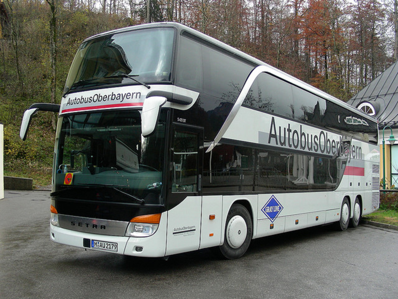 Setra Bus | Flickr - Photo Sharing!
