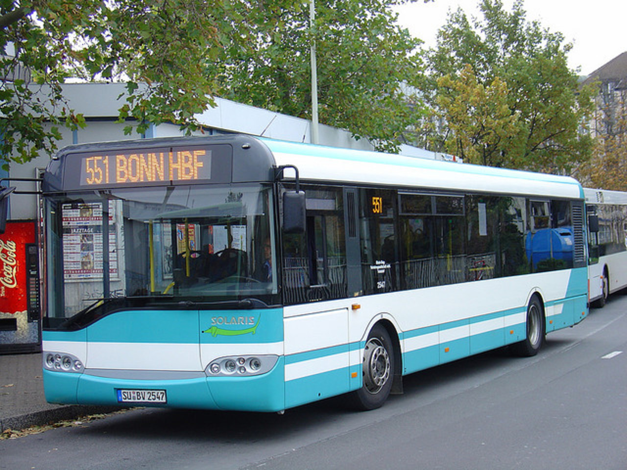 Solaris Urbino 12 Bus | Flickr - Photo Sharing!