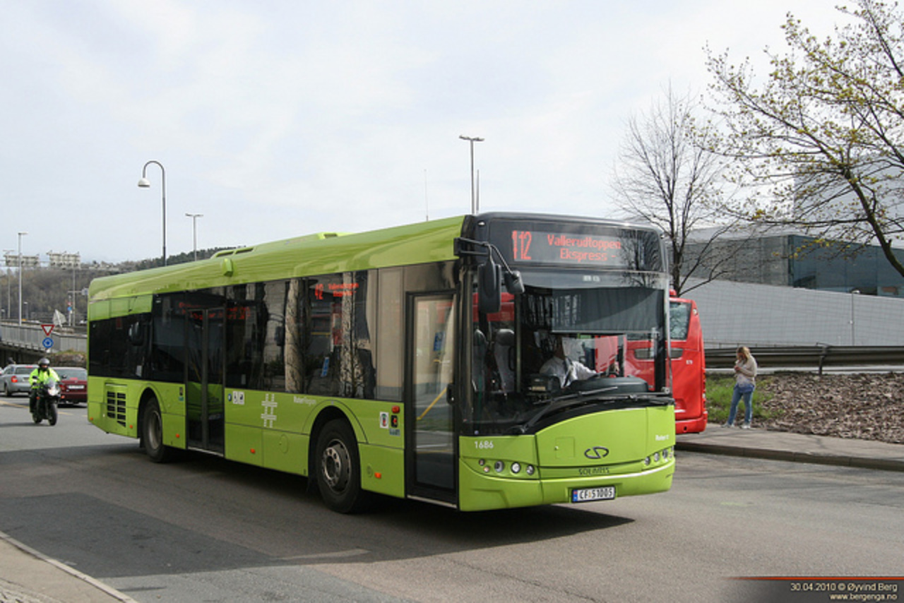2009 Solaris Urbino 12 LE | Flickr - Photo Sharing!