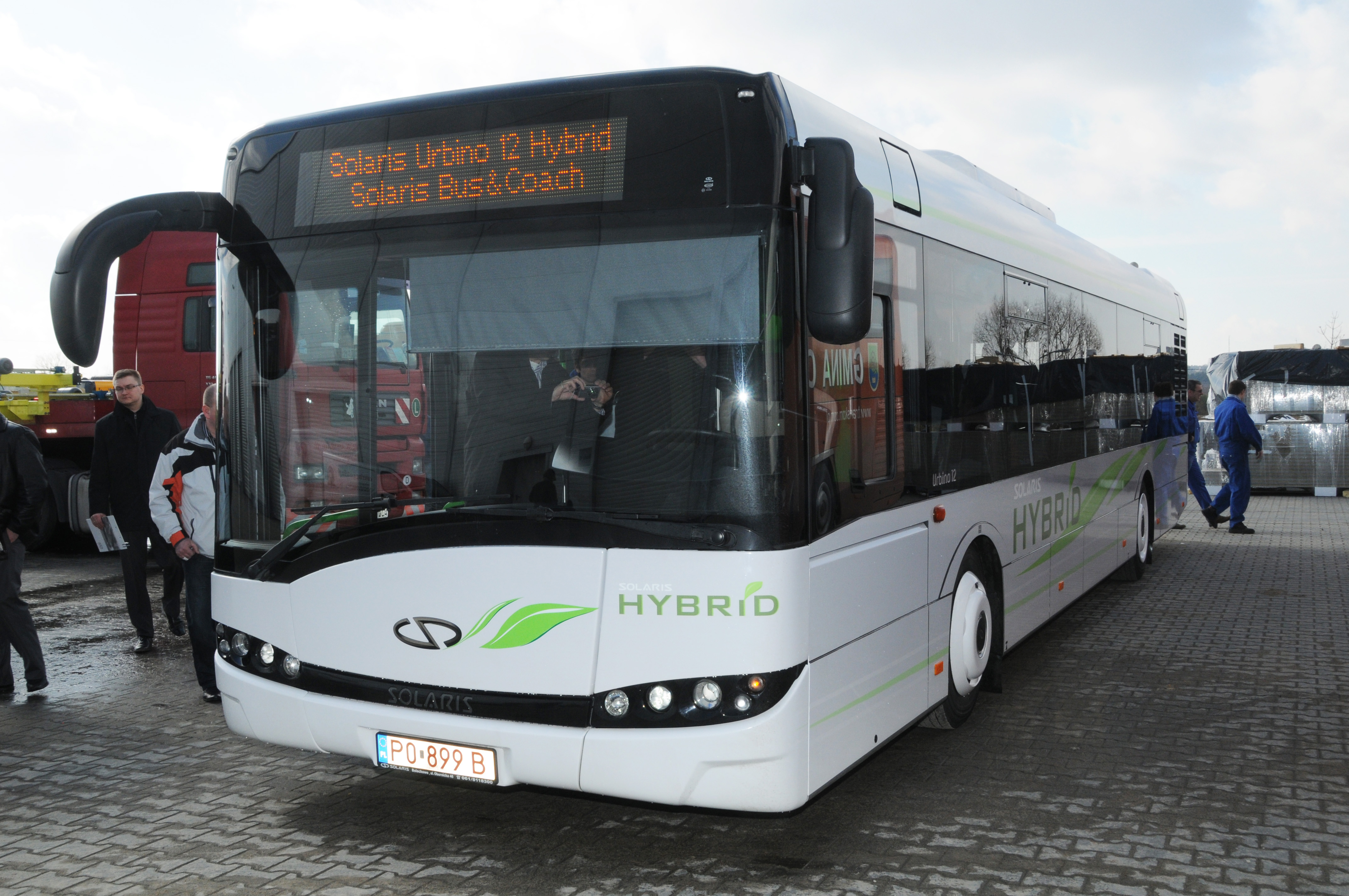 Solaris Urbino 12 Hybrid | Flickr - Photo Sharing!
