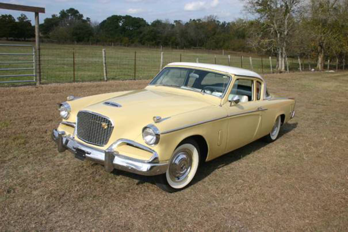 1956 Studebaker Power Hawk Coupe - Aucton Results: $16,775