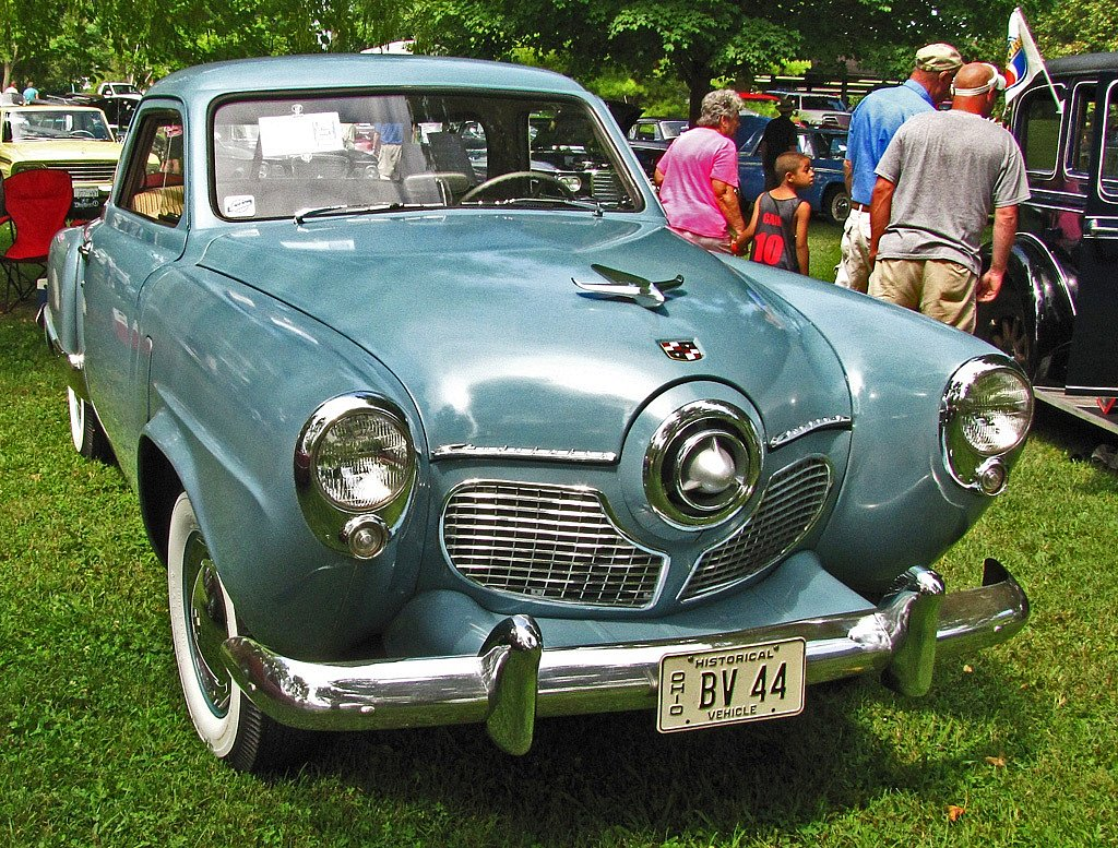1951 Studebaker Champion Starlight Coupe | Flickr - Photo Sharing!