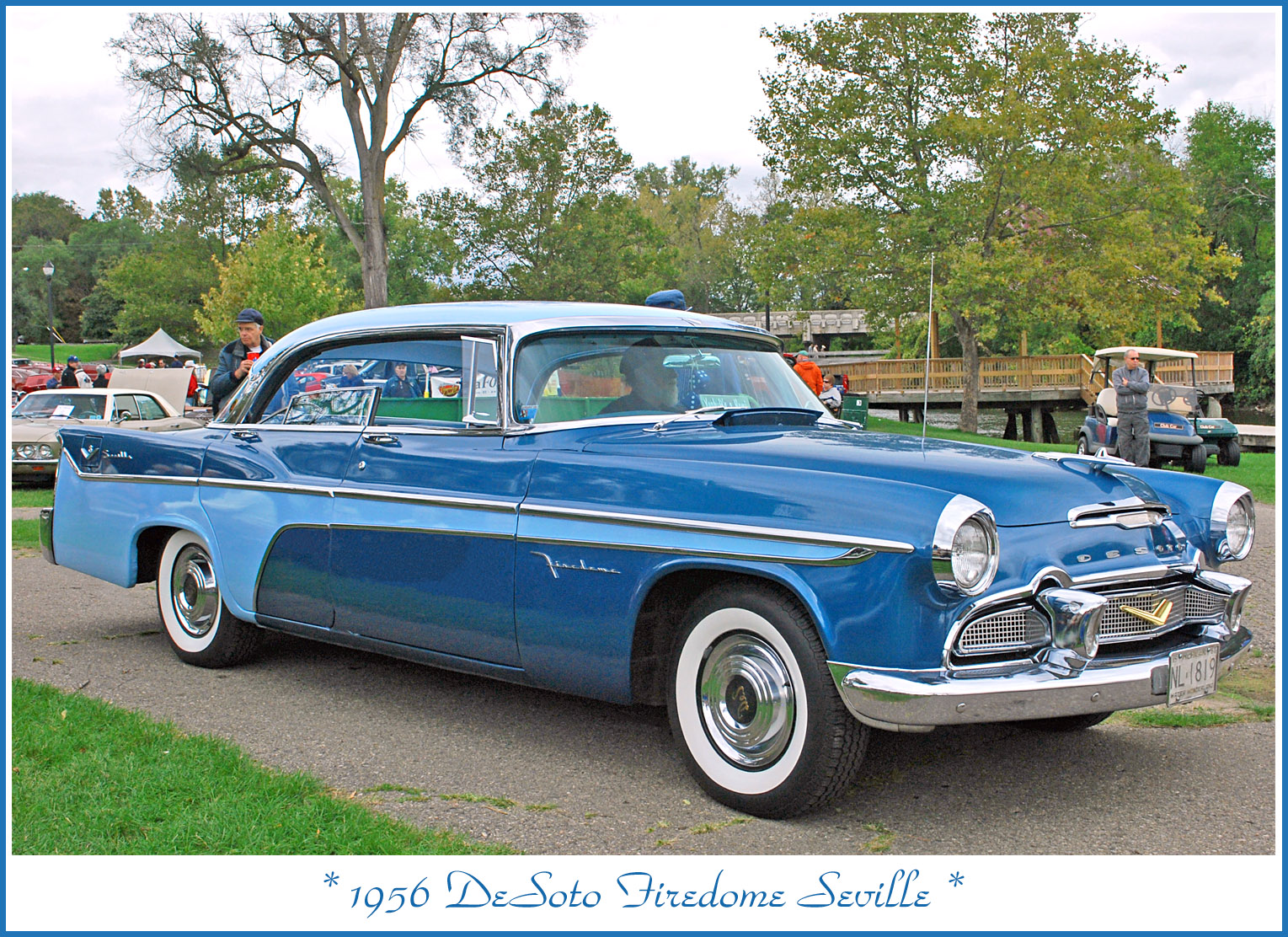 1956 DeSoto Firedome | Flickr - Photo Sharing!