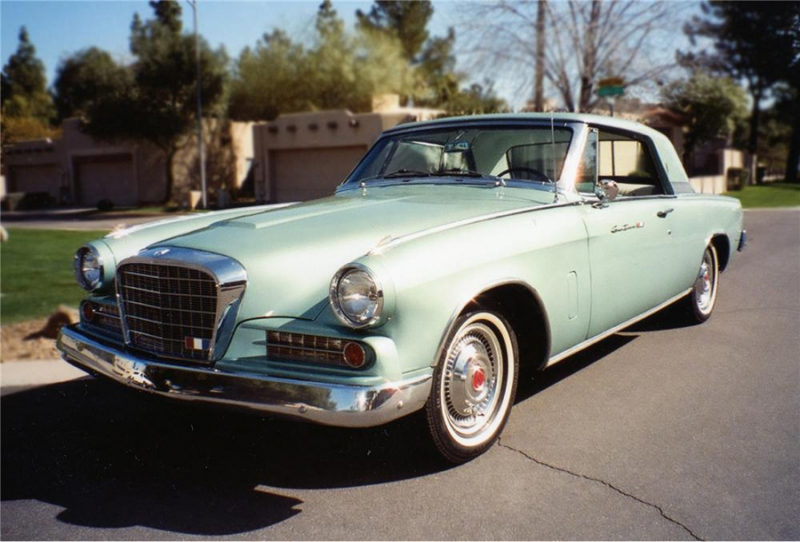 Studebaker Hawk Gt 2 Door