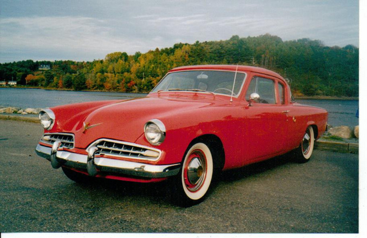 1954 Studebaker Champion coupe | Flickr - Photo Sharing!