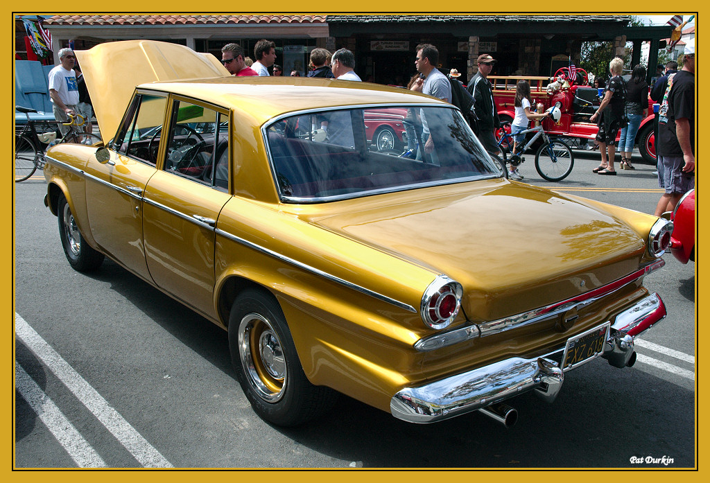 Studebaker Lark 4 Dr Sedan: Photo #