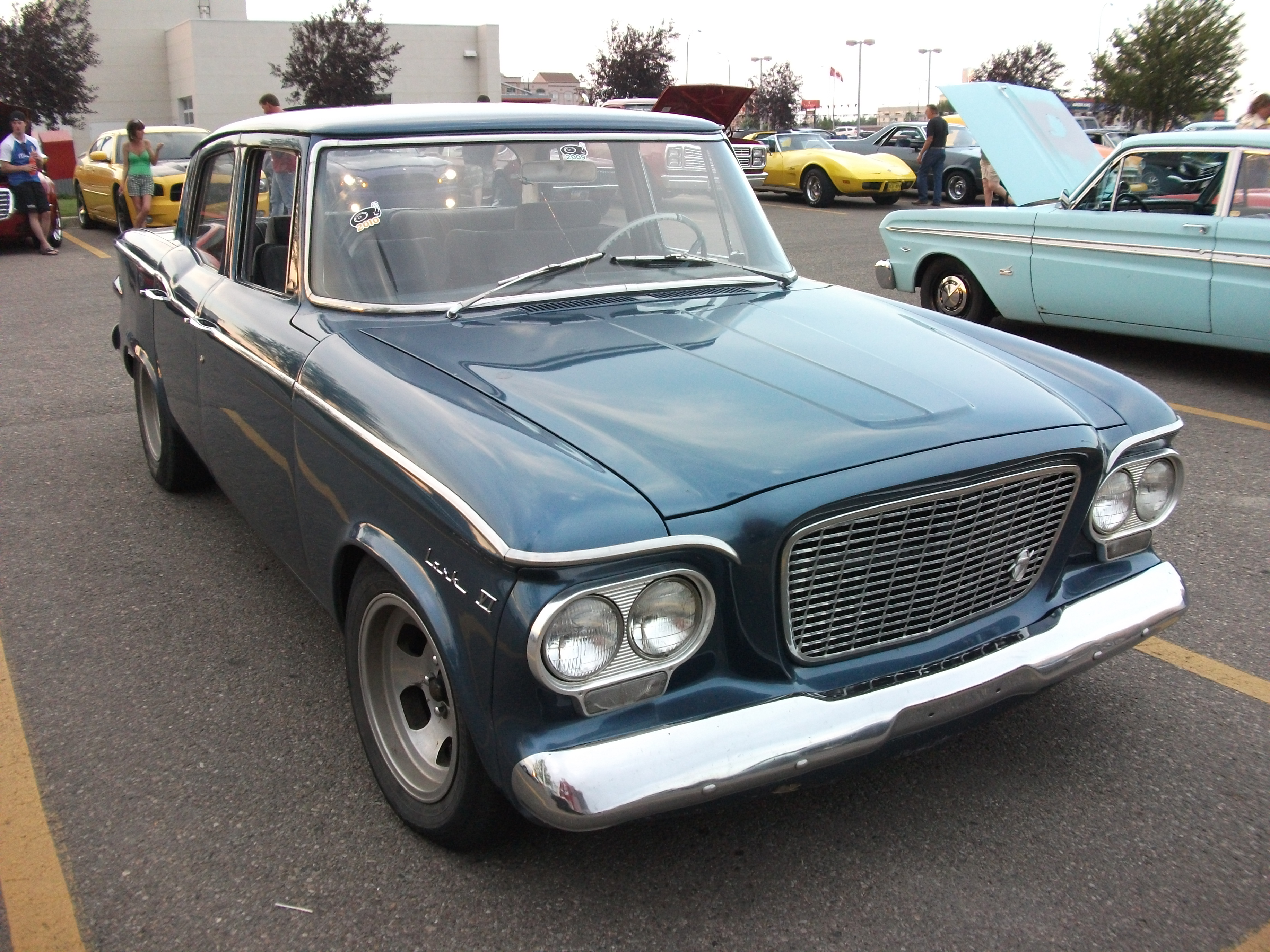 1961 Studebaker Lark VI | Flickr - Photo Sharing!