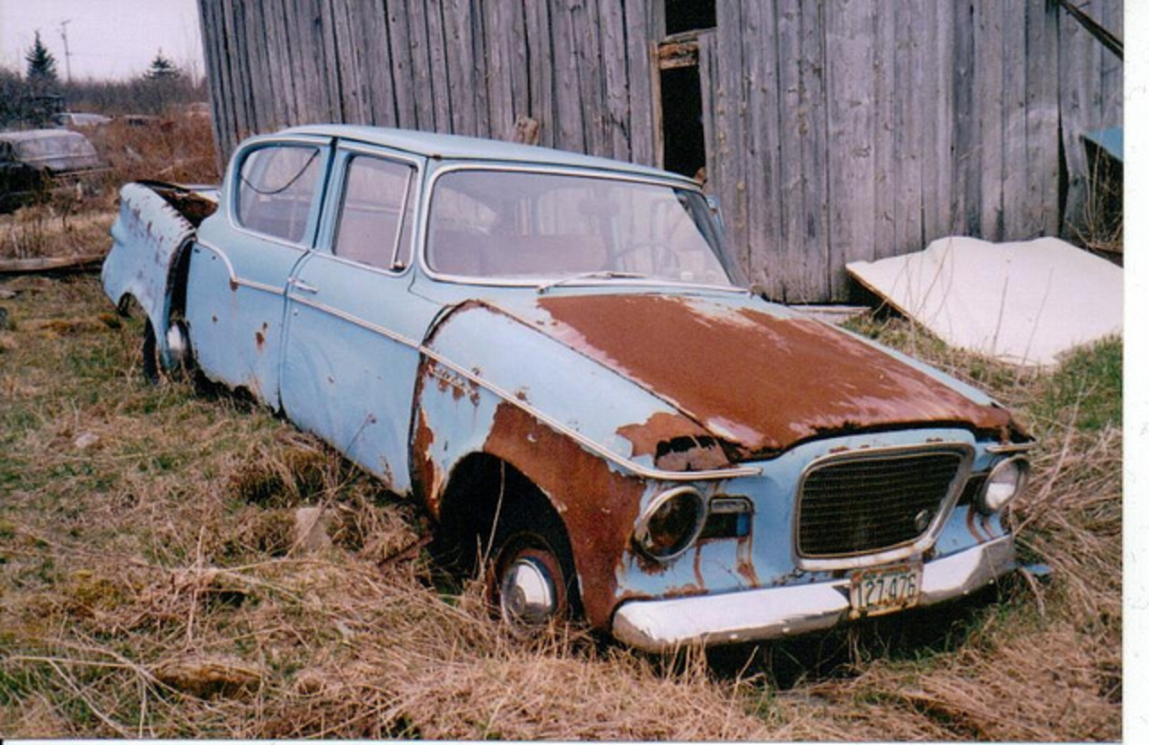 1960 Studebaker Lark | Flickr - Photo Sharing!