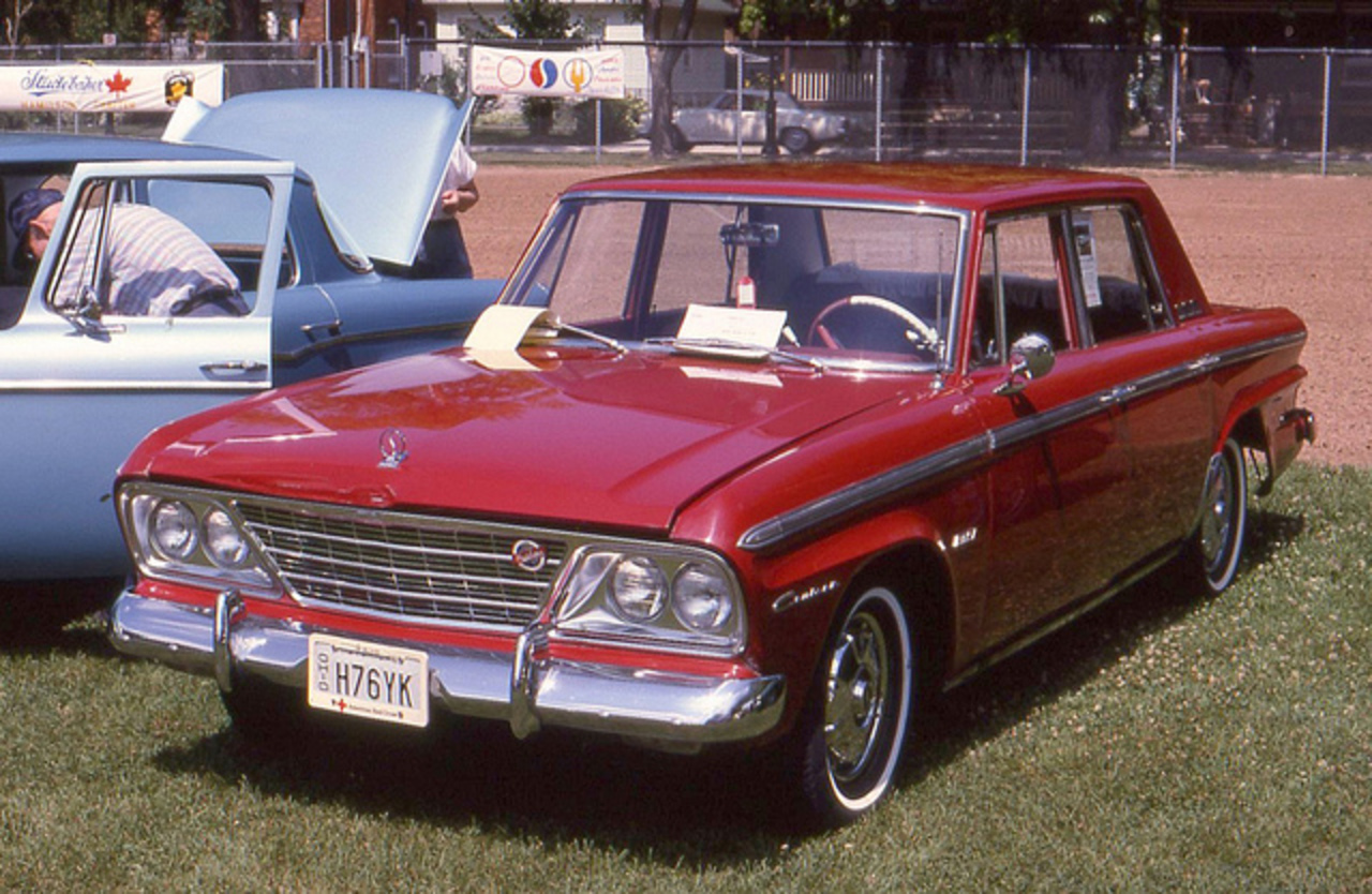 1964 Studebaker Cruiser 4 door | Flickr - Photo Sharing!