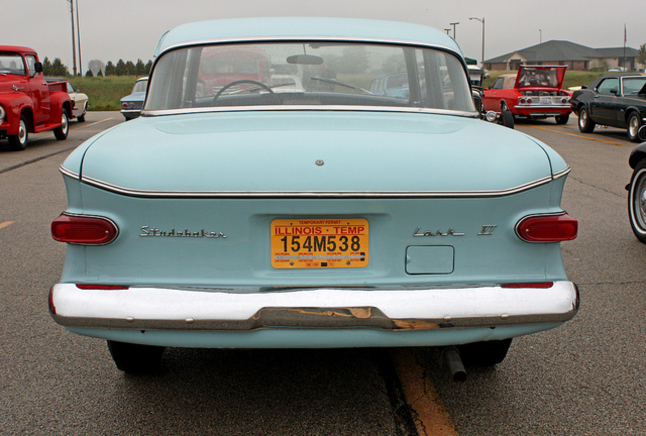 1960 Studebaker Lark VI 4-Door Sedan (9 of 9) | Flickr - Photo ...