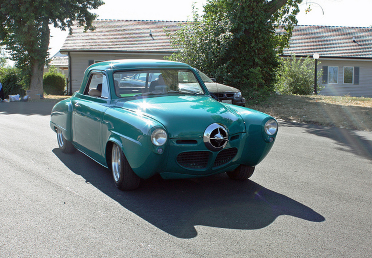 1950 Studebaker Champion Starlight Coupe (1 of 7) | Flickr - Photo ...