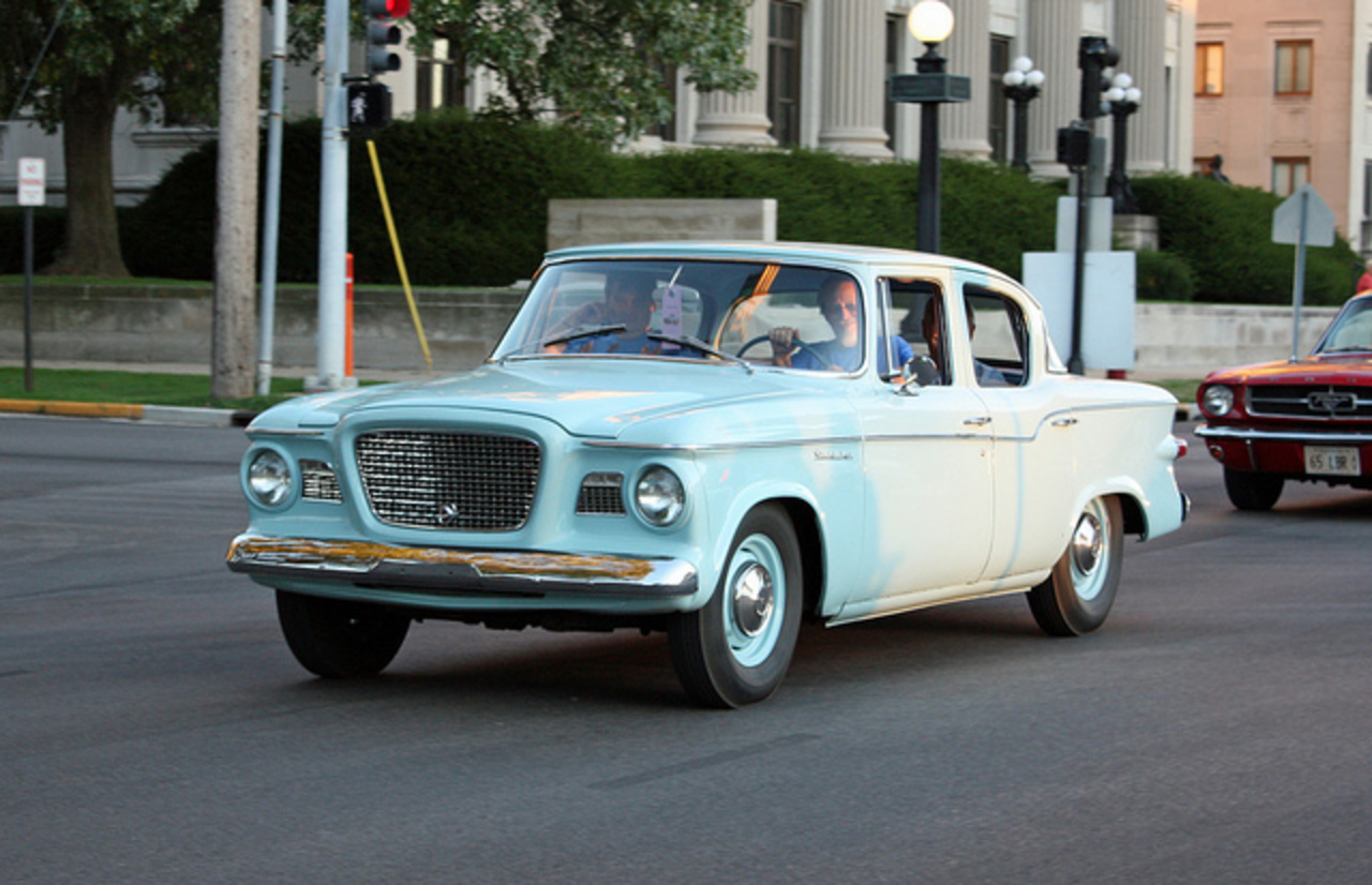 1960 Studebaker Lark VI 4-Door Sedan (1 of 9) | Flickr - Photo ...