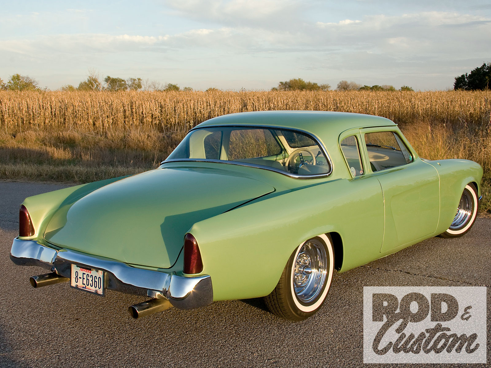The Amazo Effect: 1953 Studebaker Champion Coupé - Starlight Empress