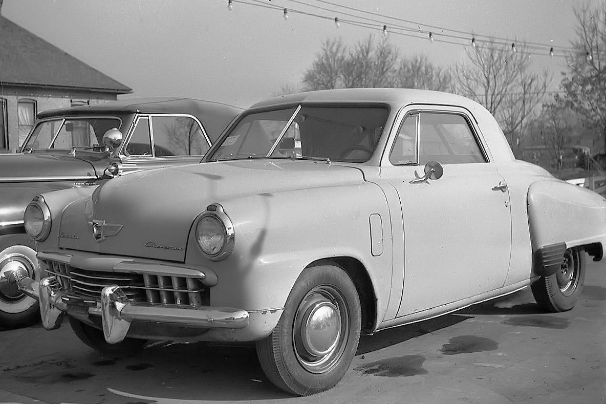 1947 Studebaker Champion coupe | Flickr - Photo Sharing!