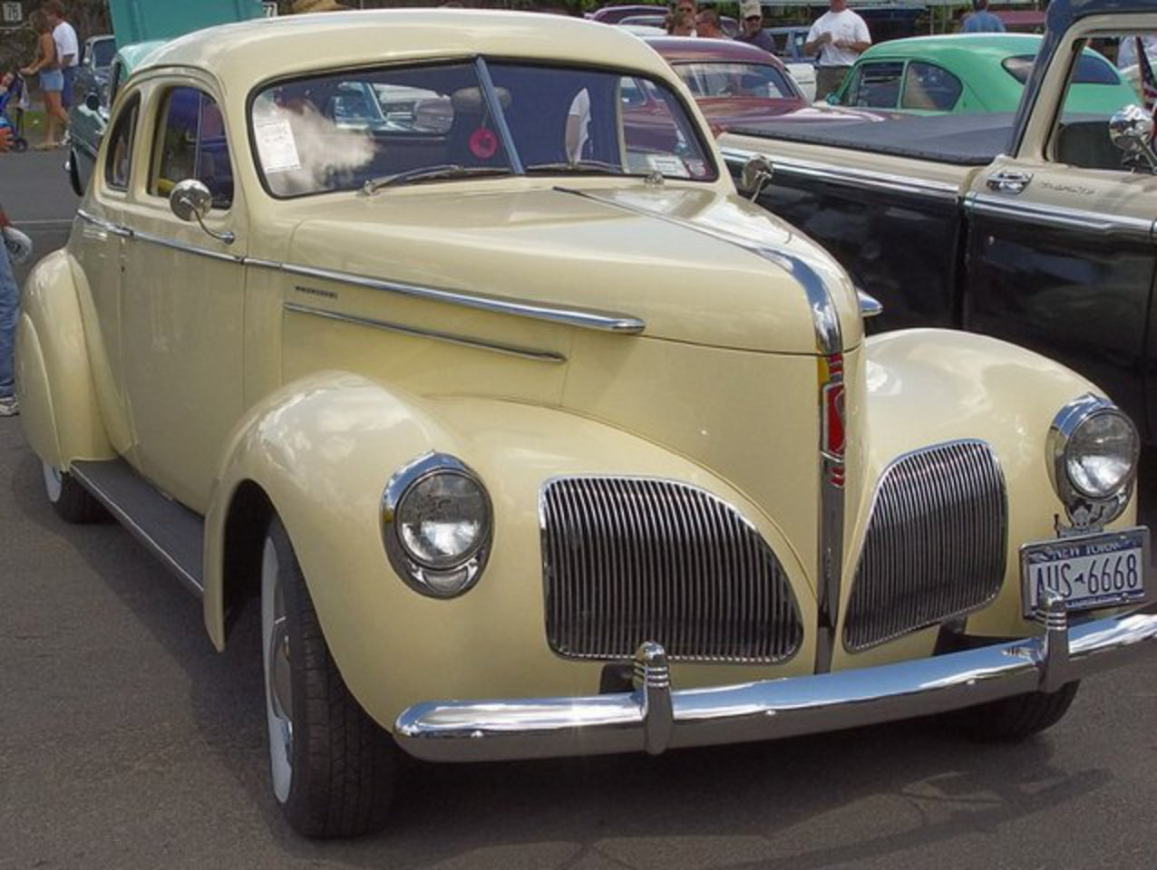 Studebaker Commander Tourer: Photo #
