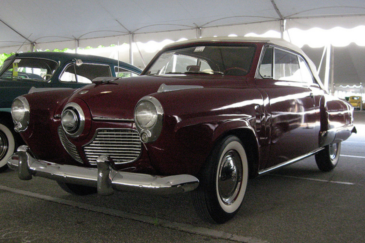 1951 Studebaker Commander convertible | Flickr - Photo Sharing!