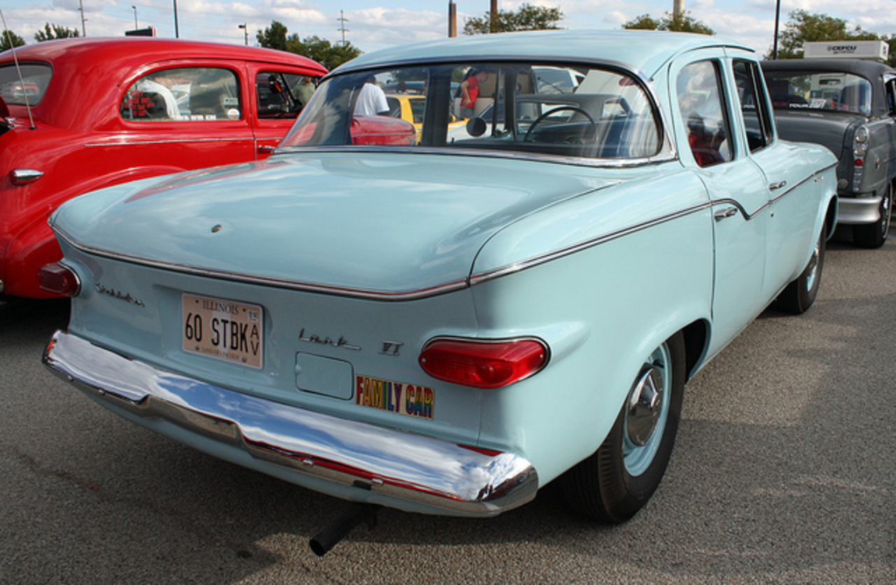 1960 Studebaker Lark VI 4-Door Sedan (8 of 9) | Flickr - Photo ...