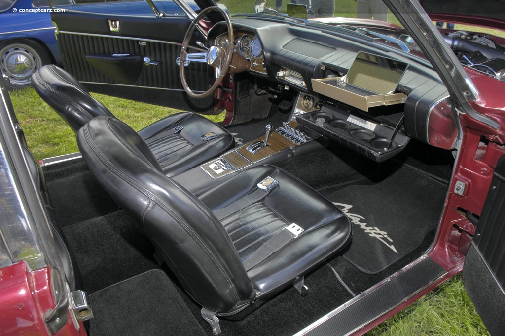 1964 Studebaker Avanti R2 Images, Information and History (Paxton ...