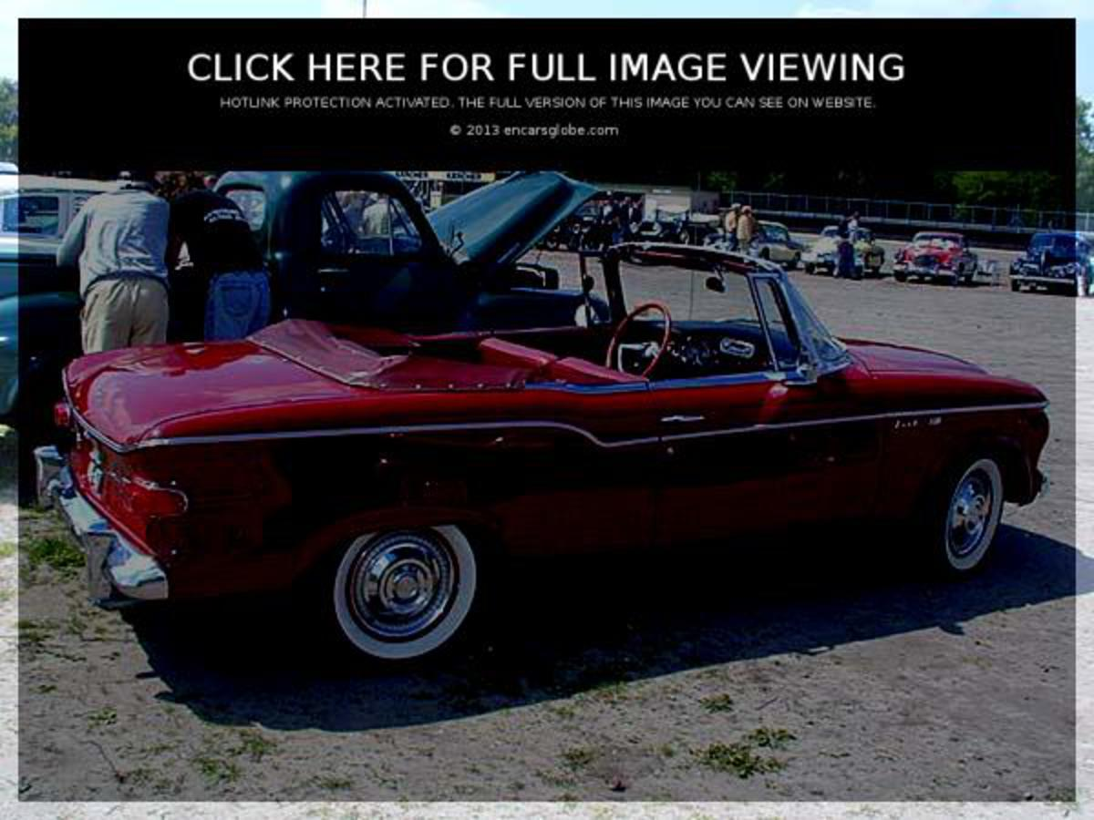 Studebaker Lark Regal conv Photo Gallery: Photo #08 out of 11 ...