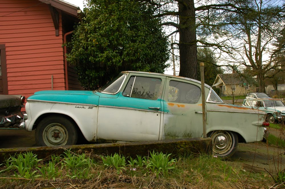 Studebaker Lark Viii 4 Door Sedan: Photo #