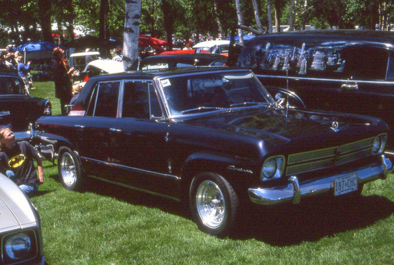 1966 Studebaker Cruiser | Flickr - Photo Sharing!