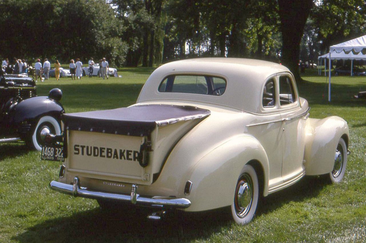 1940 Studebaker Champion Coupe Delivery | Flickr - Photo Sharing!
