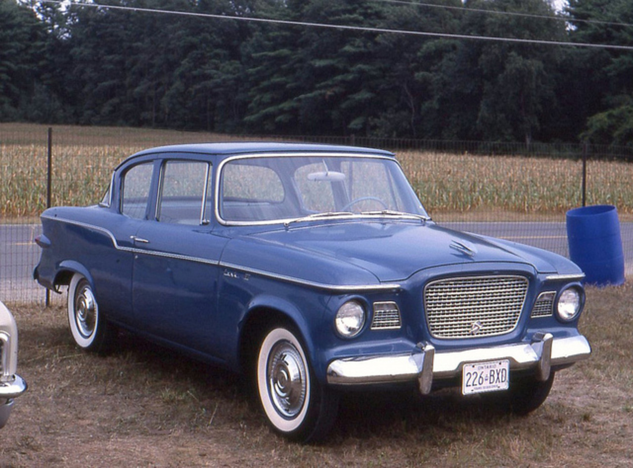 1960 Studebaker Lark VI Deluxe 2 door | Flickr - Photo Sharing!