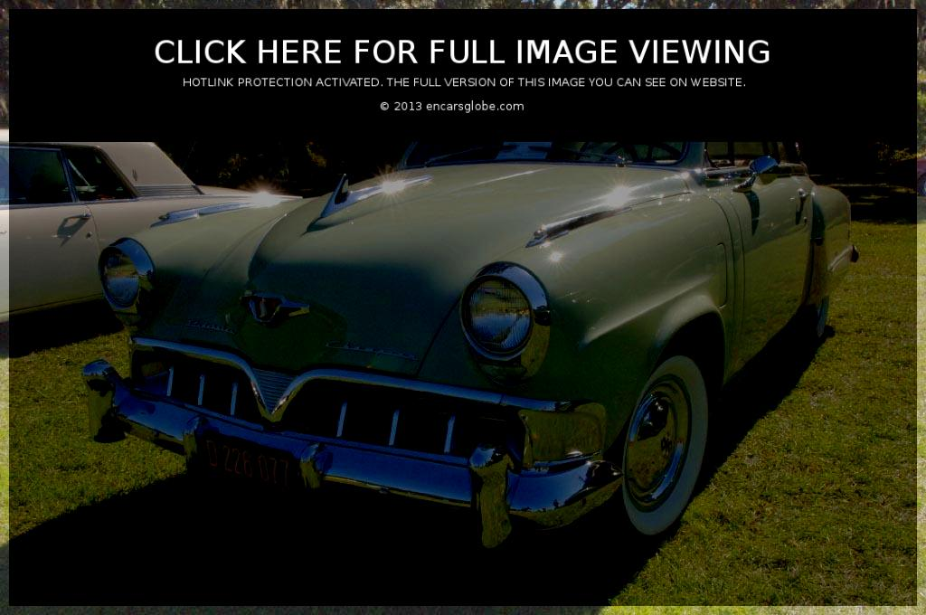 Studebaker Lark VIII 4 door sedan Photo Gallery: Photo #10 out of ...