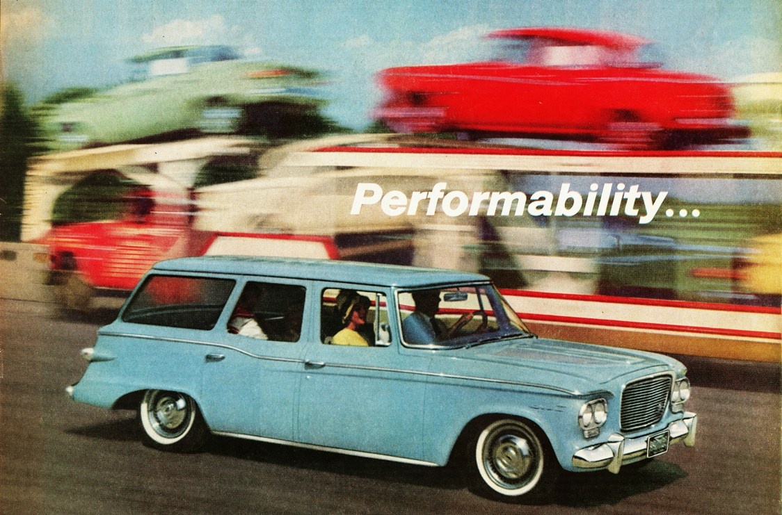 1961 Studebaker Lark VI Wagon | Flickr - Photo Sharing!
