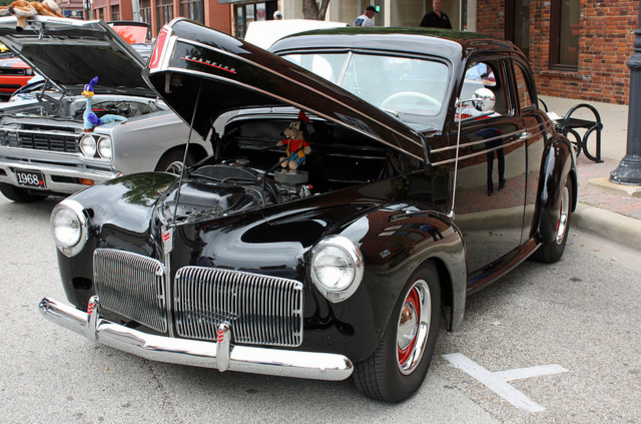 1941 Studebaker Champion Coupe (5 of 12) | Flickr - Photo Sharing!