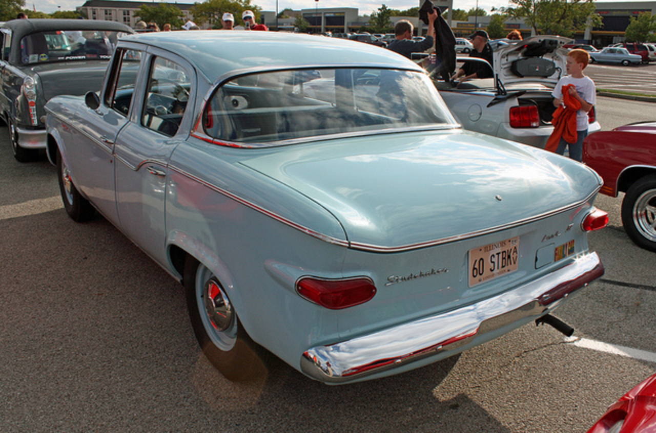 1960 Studebaker Lark VI 4-Door Sedan (7 of 9) | Flickr - Photo ...