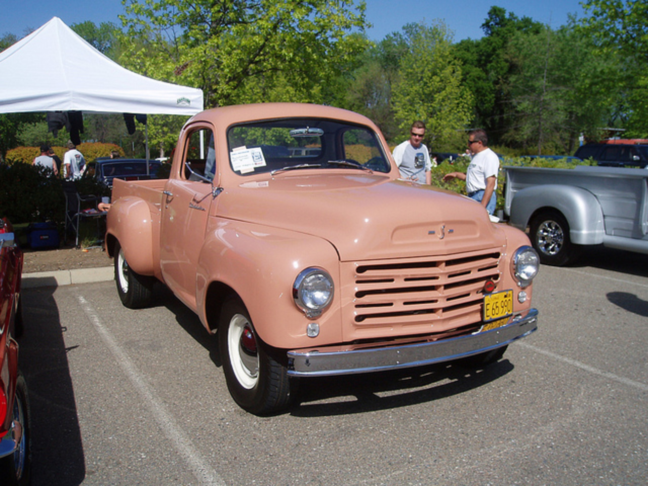 Studebaker R Series Truck: Photo #