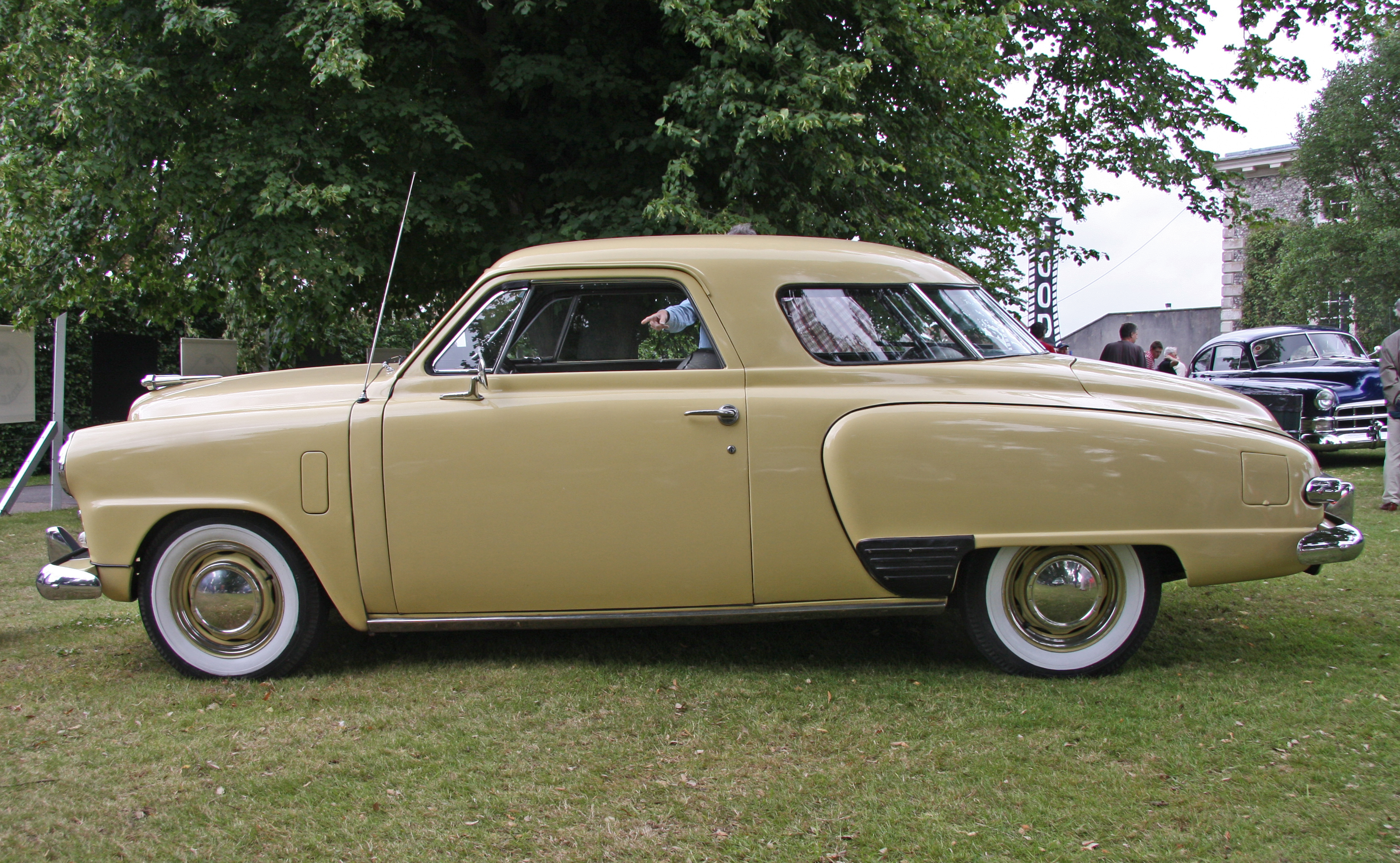 1949 Studebaker Champion 2 Dr. Coupe | Flickr - Photo Sharing!