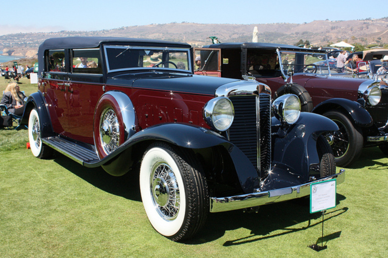 Stutz Bb 4 Door Convertible