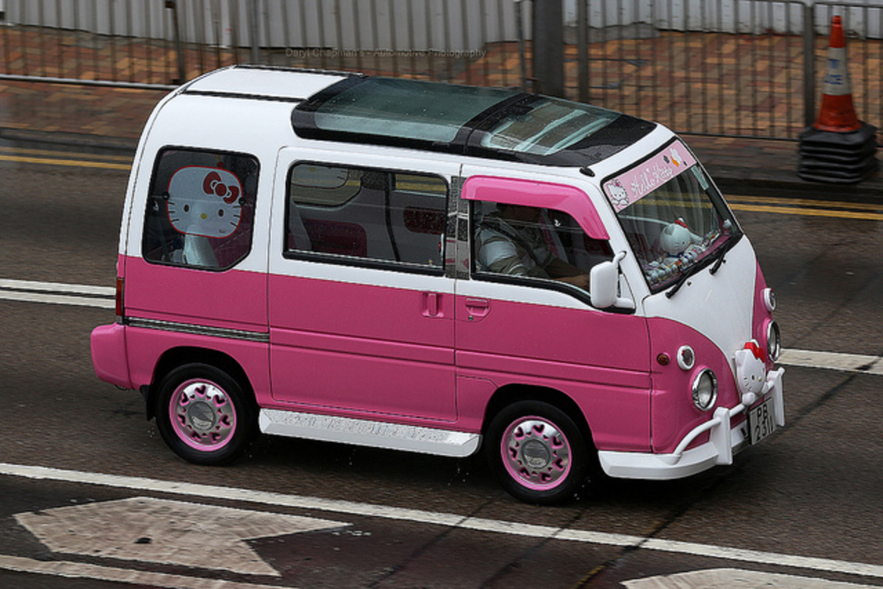 Topworldauto Gt Gt Photos Of Subaru Sambar Photo Galleries