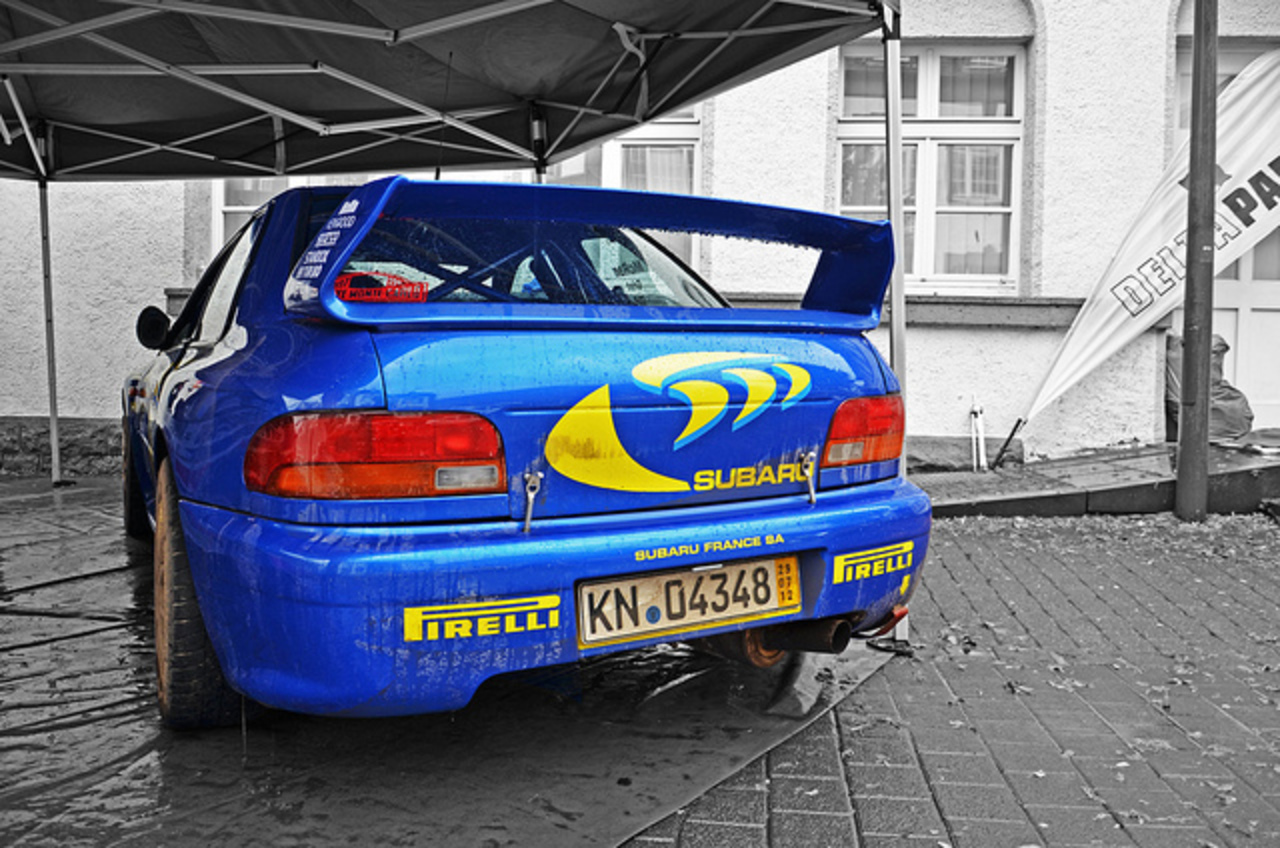 Eifel Rallye Festival 2012 | Flickr - Photo Sharing!