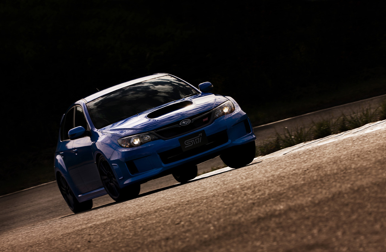 Subaru Releases the Impreza WRX STI spec C in Japan (The Torque ...
