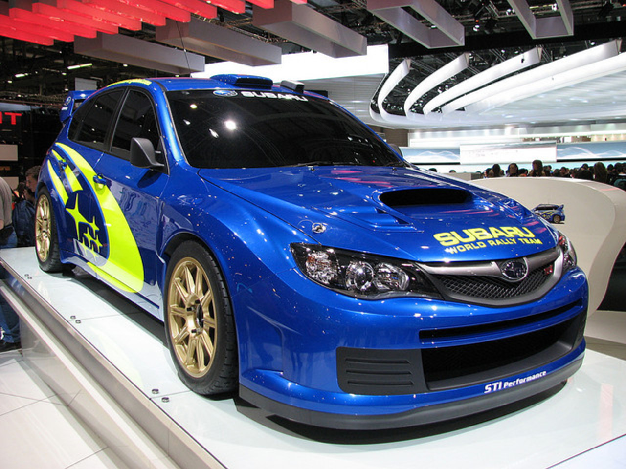 Subaru Impreza WRX STi WRC | Flickr - Photo Sharing!