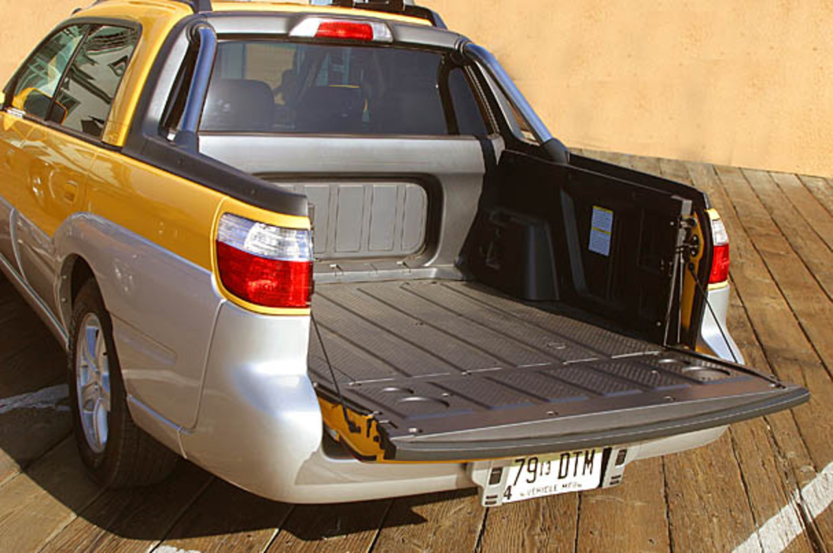 100 Subaru Baja Canopy What Have You Owned Archive
