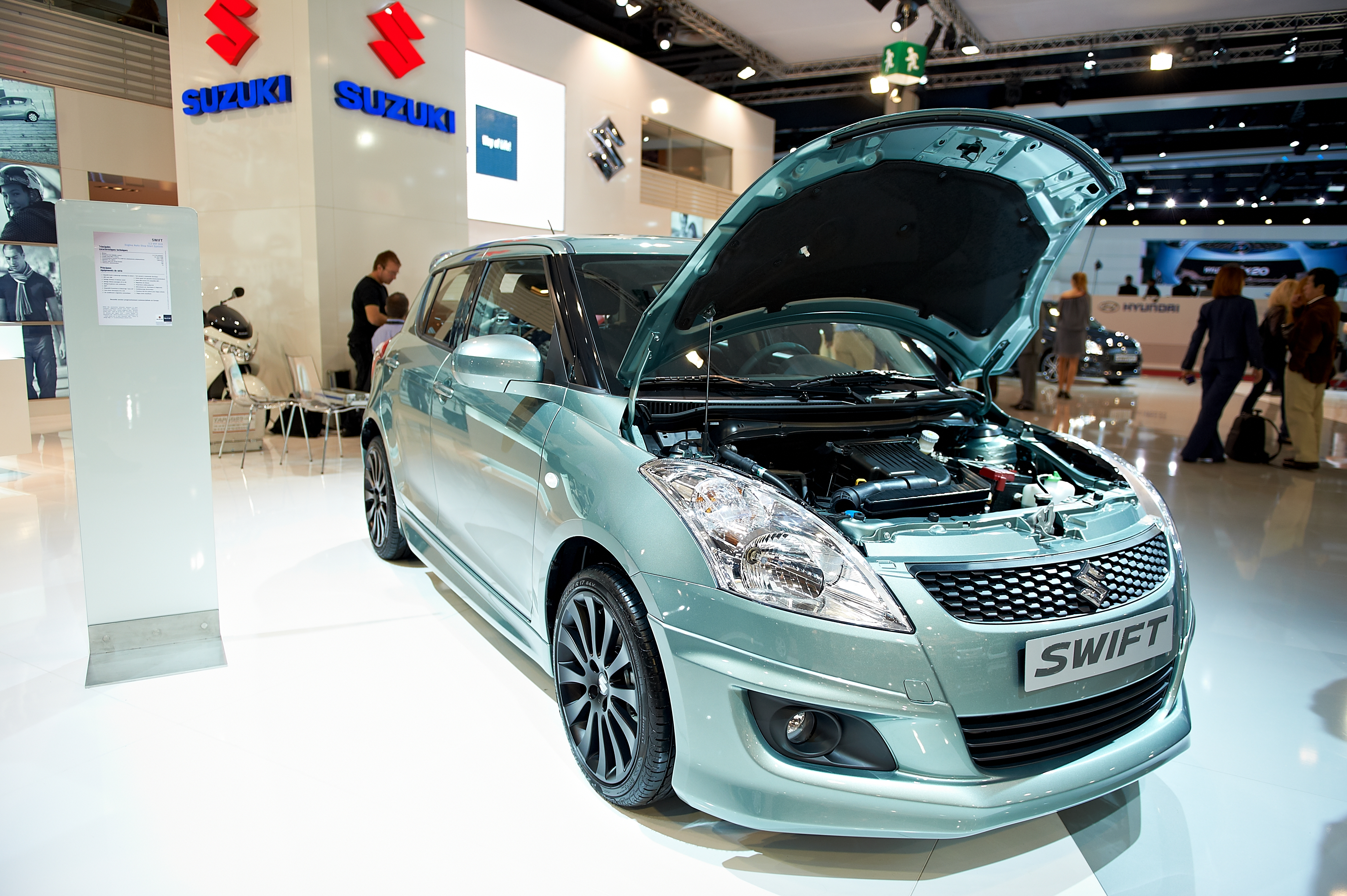Suzuki SWIFT VVT GLX 1.2 | Flickr - Photo Sharing!
