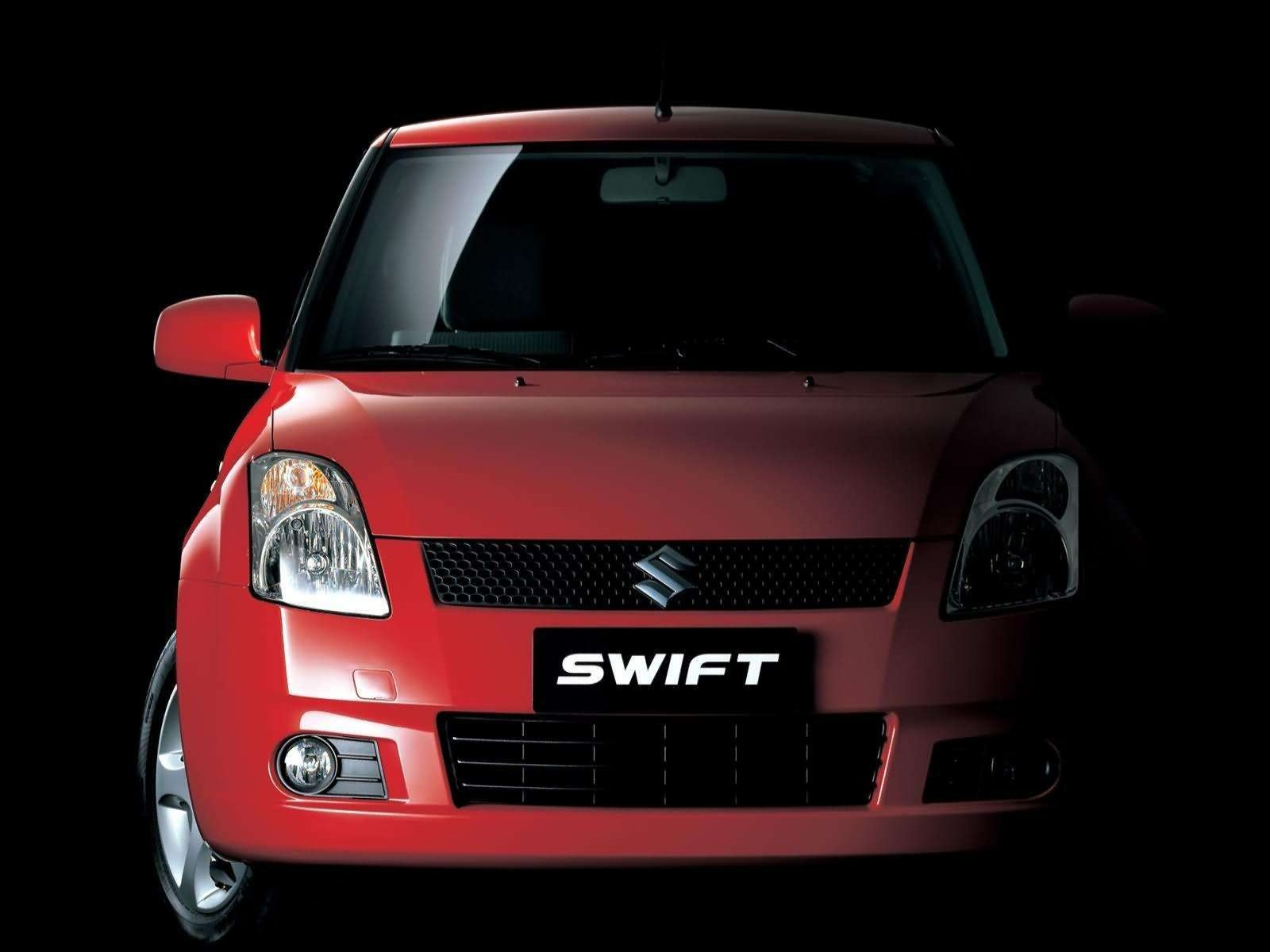 Suzuki Swift VVT model 2005 wallpaper 4