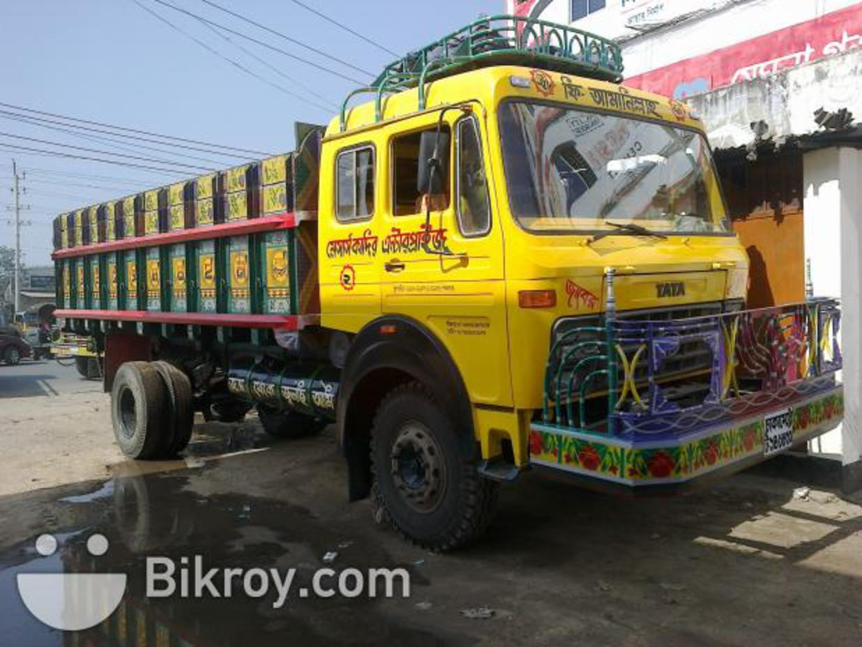 Truck TATA-1615 EX For sale in Dhaka Division - Buy & Sell Easily ...