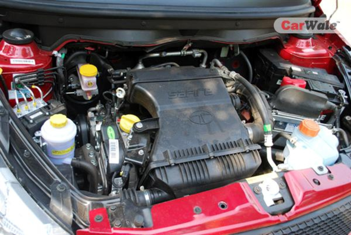 Engine - Tata Indica Vista Aura+ Safire 90 | Flickr - Photo Sharing!