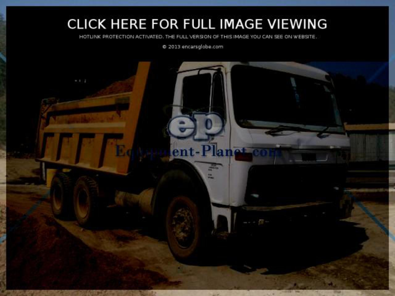 Tata 2516 HYVA: Photo gallery, complete information about model ...