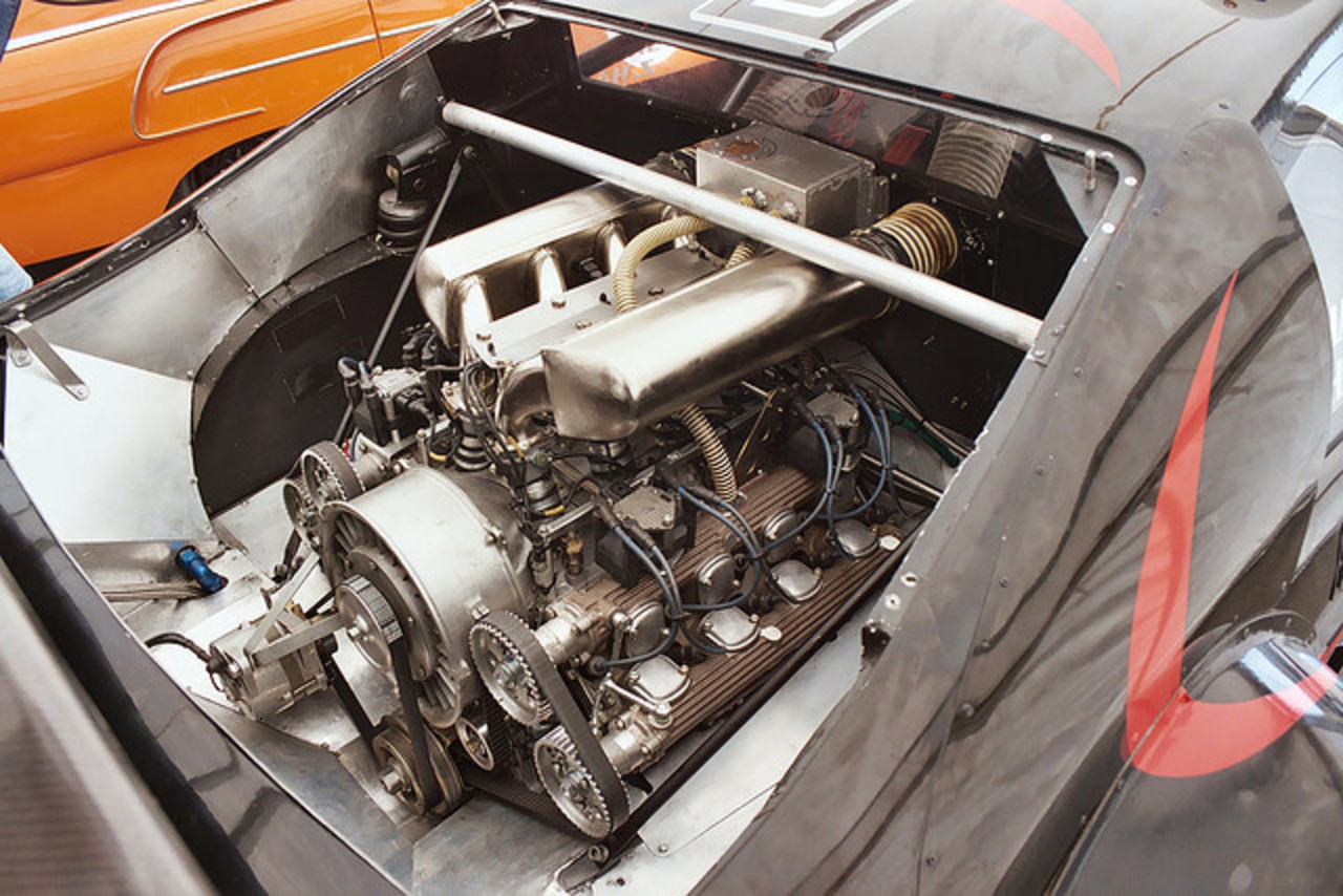 Tatra T700 Racer, engine | Flickr - Photo Sharing!
