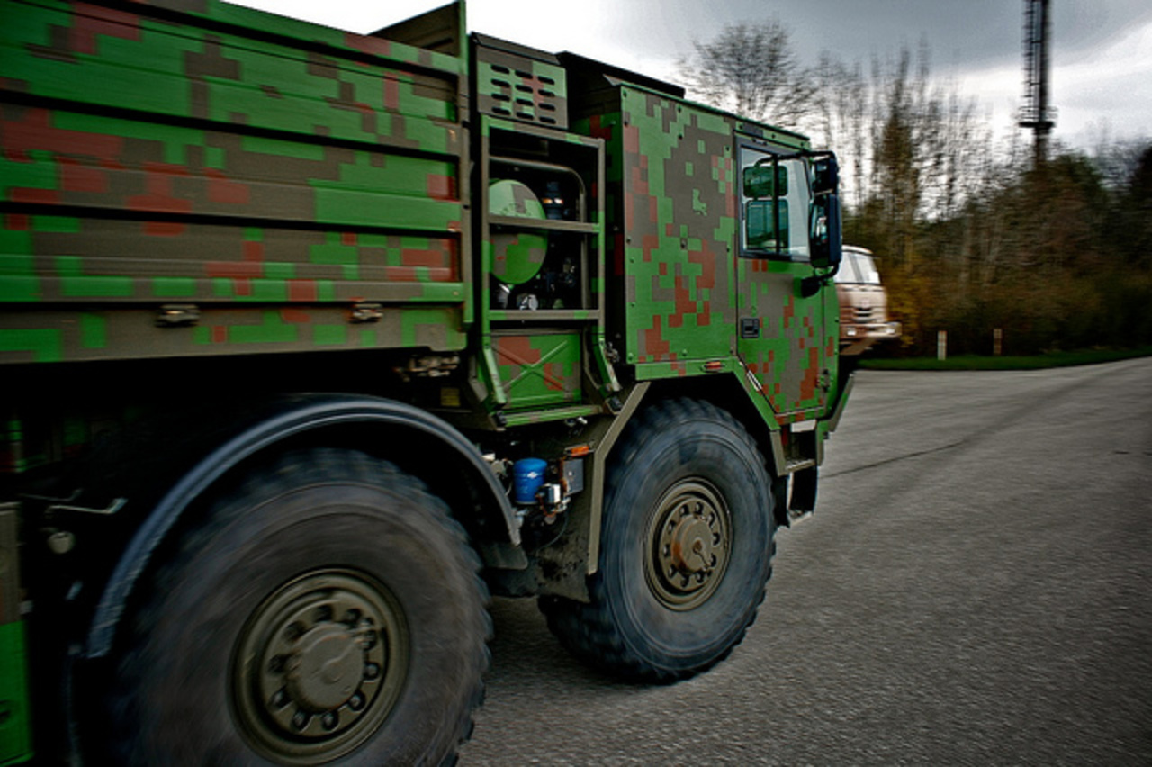 Tatra 815-7 8x8 | Flickr - Photo Sharing!