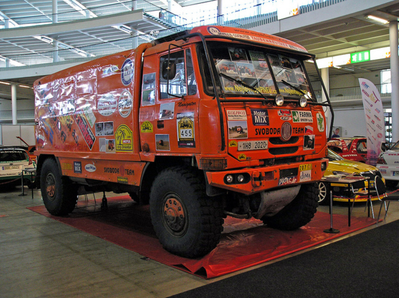 Tatra 815 4x4 DAKAR | Flickr - Photo Sharing!