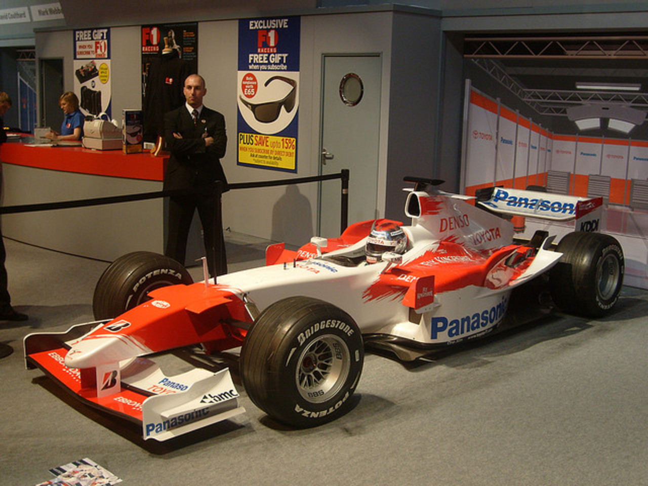 2005 Toyota TF105 | Flickr - Photo Sharing!