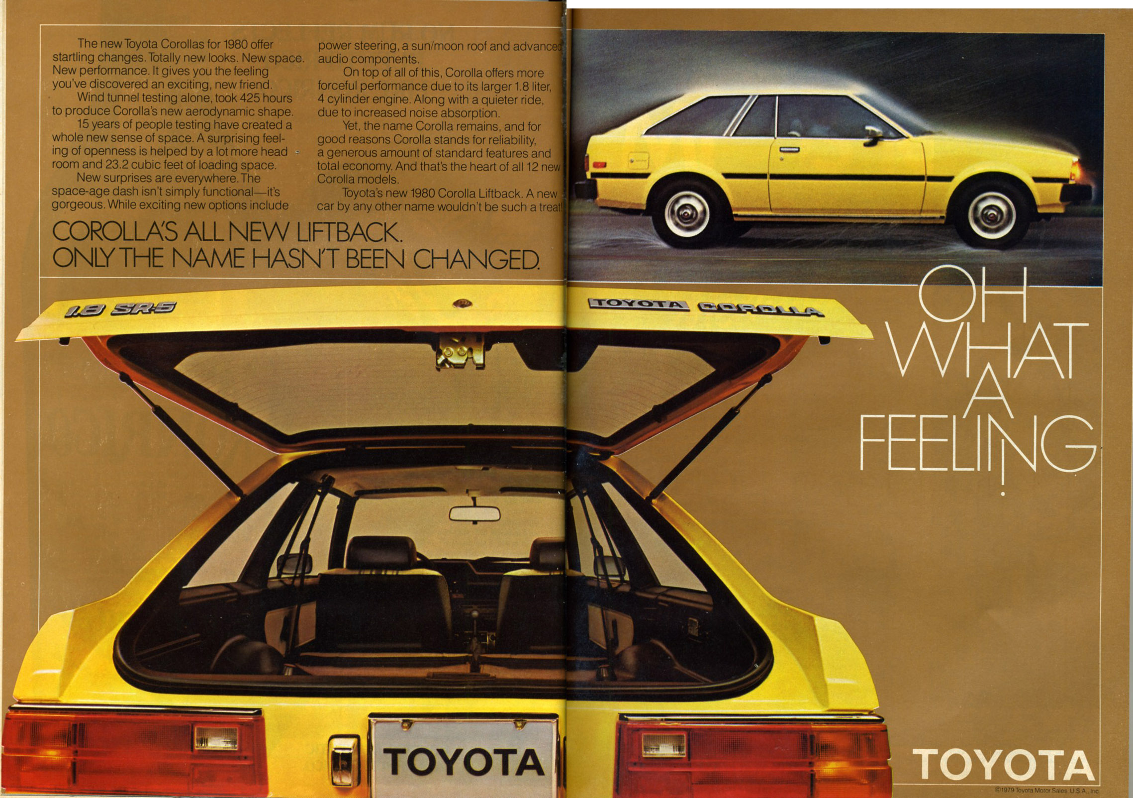 Toyota Corolla Liftback 1979 | Flickr - Photo Sharing!